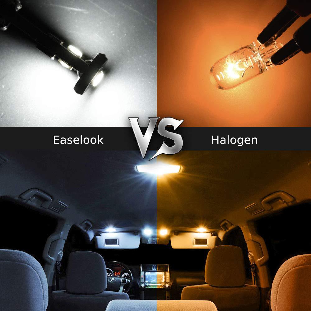 N1 Series Automotive LED Bulbs | Much Brigher than halogen bulbs