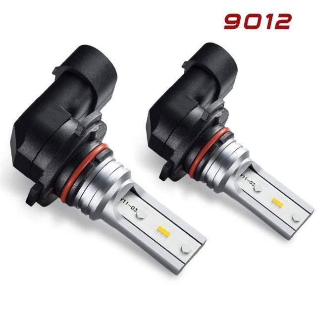 Easelook D1 Series 9012 Daytime Running Light Bulbs | HIR2 DRL Bulbs