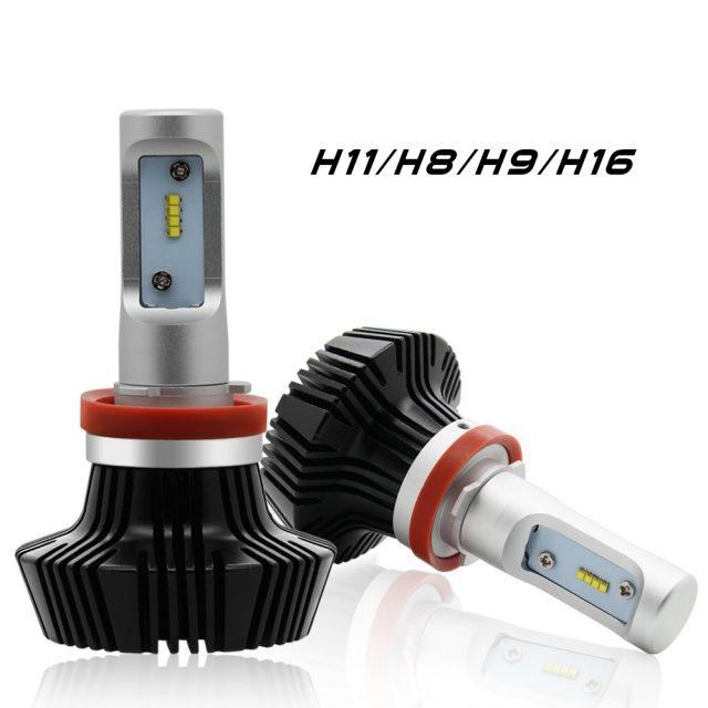 Car Headlight Manufacturers | Lumileds LUXEON ZES CHIP | 9003(H4/HB2), 9004(HB1), 9007(HB5), 9008( H13), H7, H11(H8/H9/H16), 9005(HB3), 9006( HB4), 9012(HIR2), H1, H3 etc